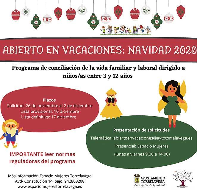 AbiertoVacacionesNavidad202