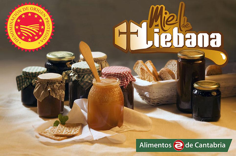 AlimentoCantabriaMiel