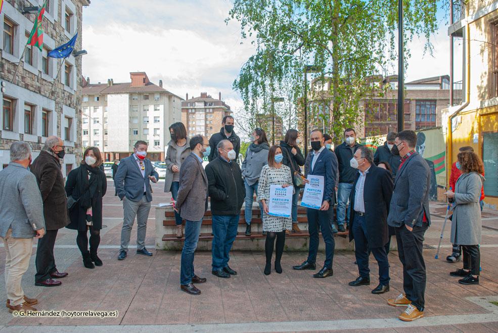 Los vecinos de la comarca del Besaya decidirán cómo aprovechar los 'fondos verdes' europeos para crear empleo