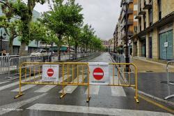 Carrera 'Bridgestone Torrelavega Urban Race Event'  en la Avenida de España