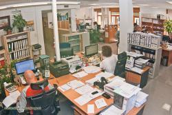 Reestructuración de los servicios del Ayuntamiento para optimizar su funcionamiento