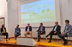 Gochicoa  clausura las jornadas sobre el Plan de Movilidad Sostenible de Cantabria celebradas en Torrelavega
