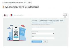 Cantabria ya tiene habilitado el 'Pasaporte COVID' que facilita la movilidad entre los países de la UE