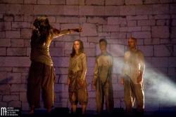 """""""Leira"""" un espectáculo de danza contemporánea, música y voz en directo el Viernes 1 de octubre en el Teatro Municipal Concha Espina"""