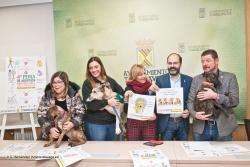 La IV Feria de Adopción Responsable presenta la faceta más solidaria de los canes