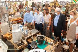 Torrelavega es este fin de semana destino para amantes de las antigüedades y las piezas vintage