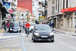 La Mesa de Movilidad presenta un centenar de alegaciones al PMUS de Torrelavega