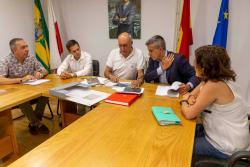 El Gobierno de Cantabria realizará mejoras en el campo de fútbol municipal de Miengo