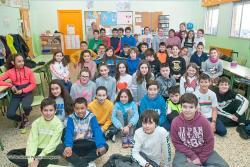 Cross Escolar en el Mies de Vega a favor de la Fundación Síndrome de Down