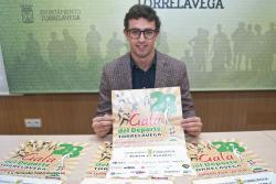 Torrelavega rinde homenaje a sus deportistas el 28 de febrero