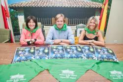 El pregón de Nando Agüeros abre este viernes las Fiestas de Puente San Miguel