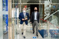 Sanidad explica a los 102 ayuntamientos el nuevo sistema de control del Covid-19 en Cantabria