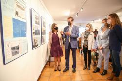 Una exposición recorre la vida y obra de Torres Quevedo en el Museo Jesús Otero de Santillana del Mar