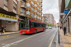 La comarcalización del transporte urbano englobará en un único sistema todas las líneas establecidas en el Besaya